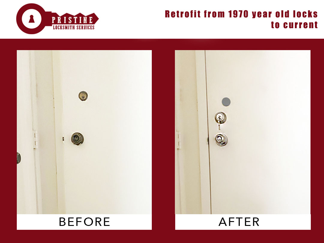 Residential Lock Upgrade and Design